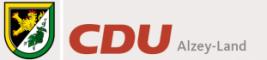 CDU Alzey-Land Logo